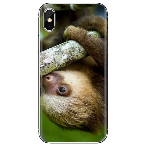 One Eye Sloth Samsung Galaxy Case