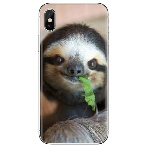Cutest Happiest Baby Sloths Samsung Galaxy Case