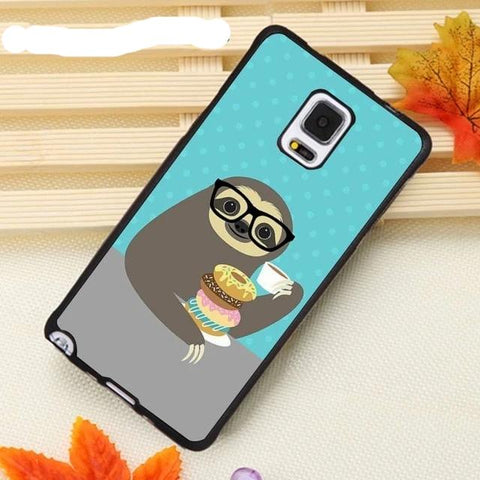 Nerdy Sloth Samsung Galaxy Case