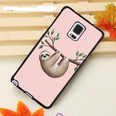 Gorgeous Sloth Samsung Galaxy Case