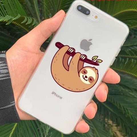 Tree Grabbing Sloth Xiaomi Redmi Case