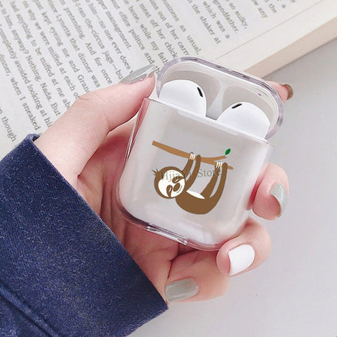 Thin Sloth Airpods Case