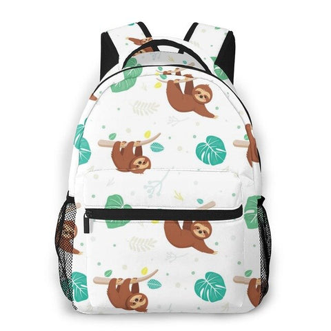 Clean Sloth Travel Backpack