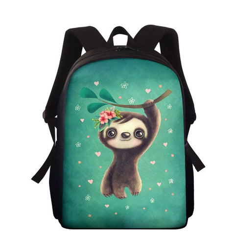 Hang Out Sloth Travel Backpack