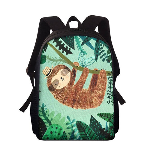 Image of Hat Sloth Travel Backpack