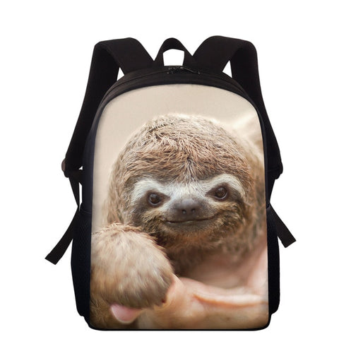 Boastful Sloth Travel Backpack