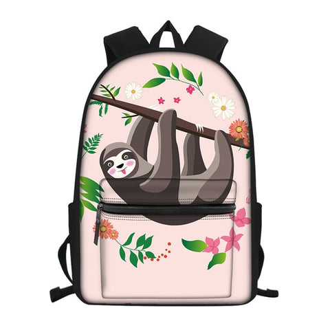 Super Sloth Travel Backpack