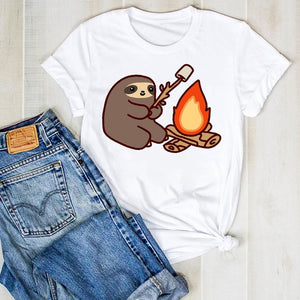 Cooking Marshmallow T-shirt