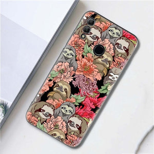 Group of Sloth Huawei Case