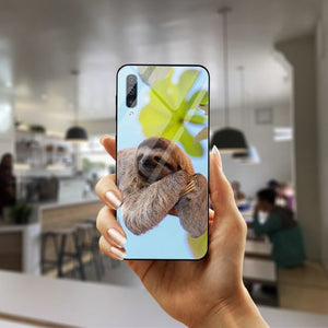 Soothing Sloth Samsung Galaxy Case