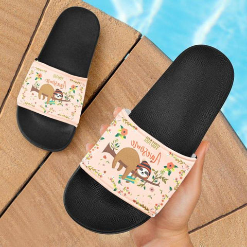 Hat Awesome Sloth Sandals