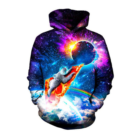 Up to the Moon Hoodie