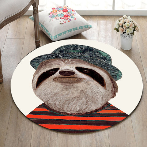 Cool Sloth Carpet