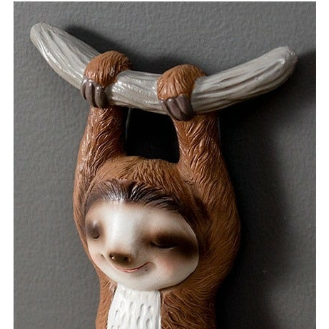 Hold On Sloth Decoration