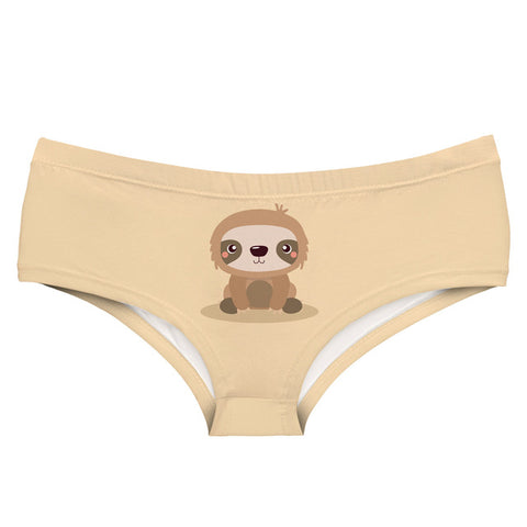 Image of Most Sad Face Underwear - Sloth Gift shop