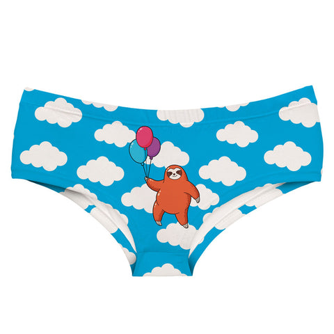 Image of Up Up and Away Underwear - Sloth Gift shop