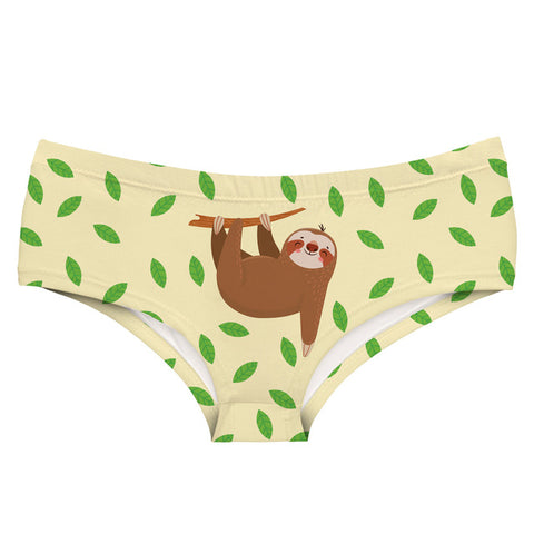 Image of Leafy Underwear