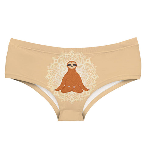 Focus Sloth Underwear - Sloth Gift shop