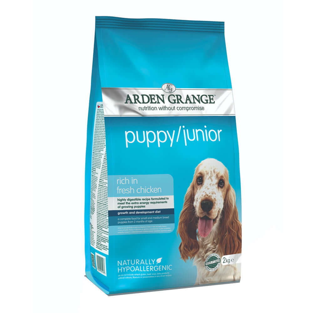 Arden Grange Puppy / Junior Dry Dog Food
