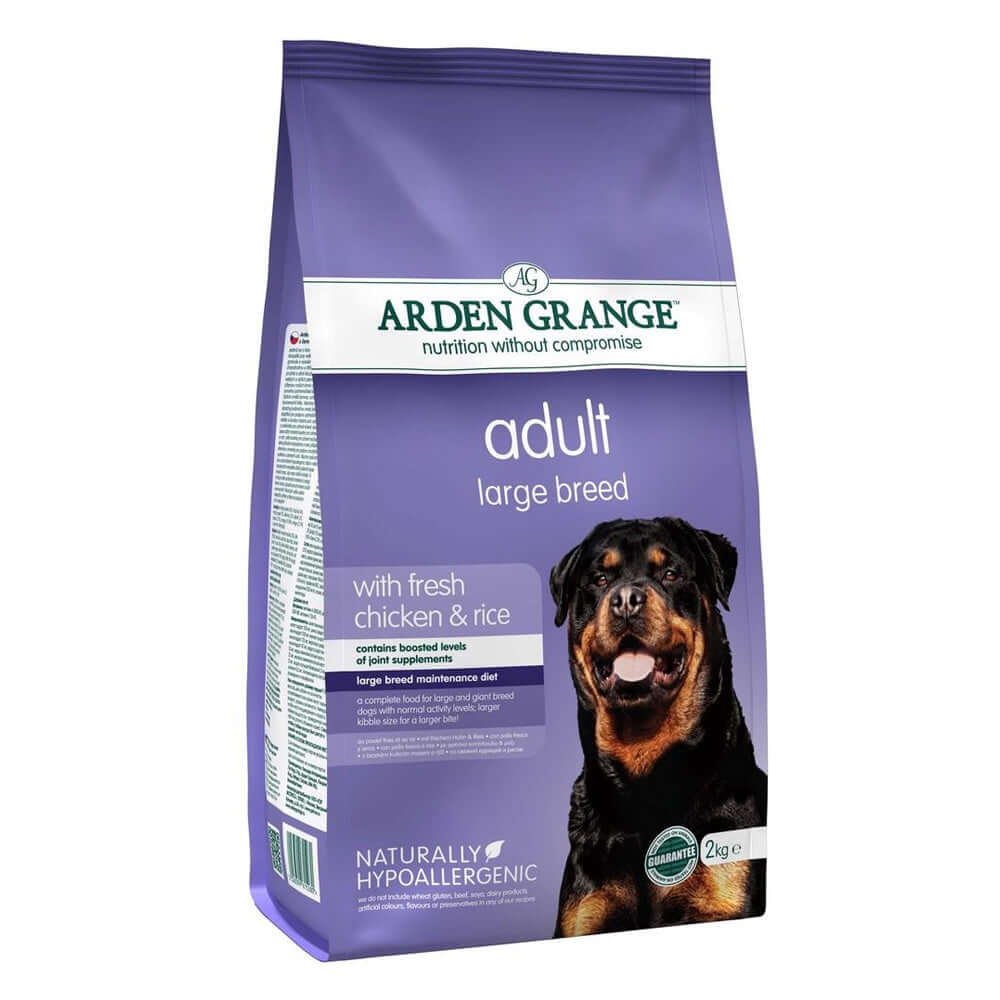 Arden Grange Adult Large Breed Chicken Dry Dog Food