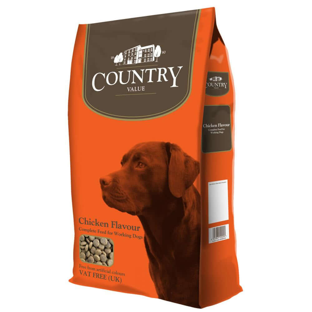 Burgess Country Value Chicken Dry Dog Food