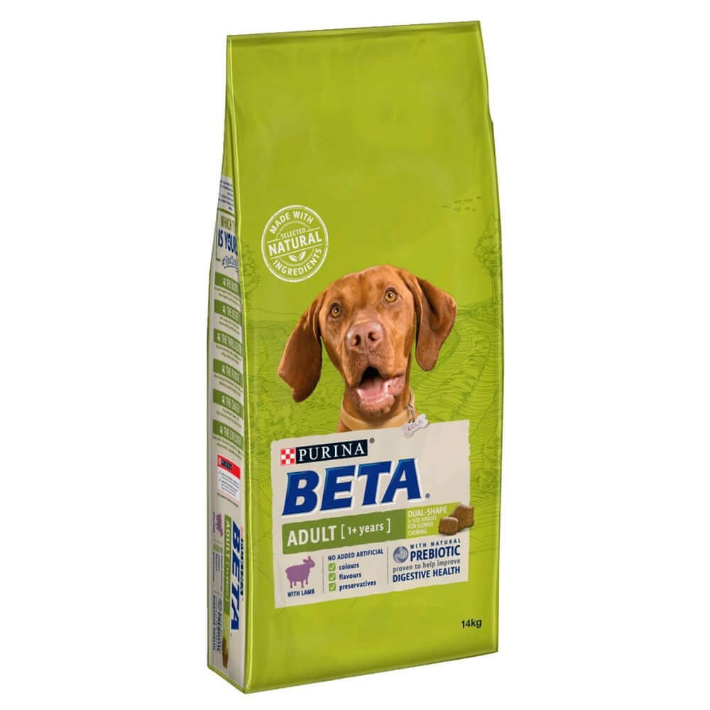 Beta Complete Adult Dry Dog Food Turkey & Lamb