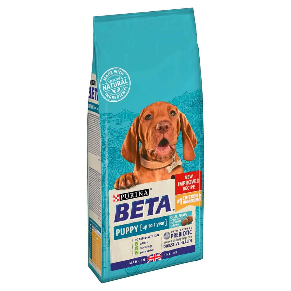 Beta Complete Puppy Chicken Dry Dog Food