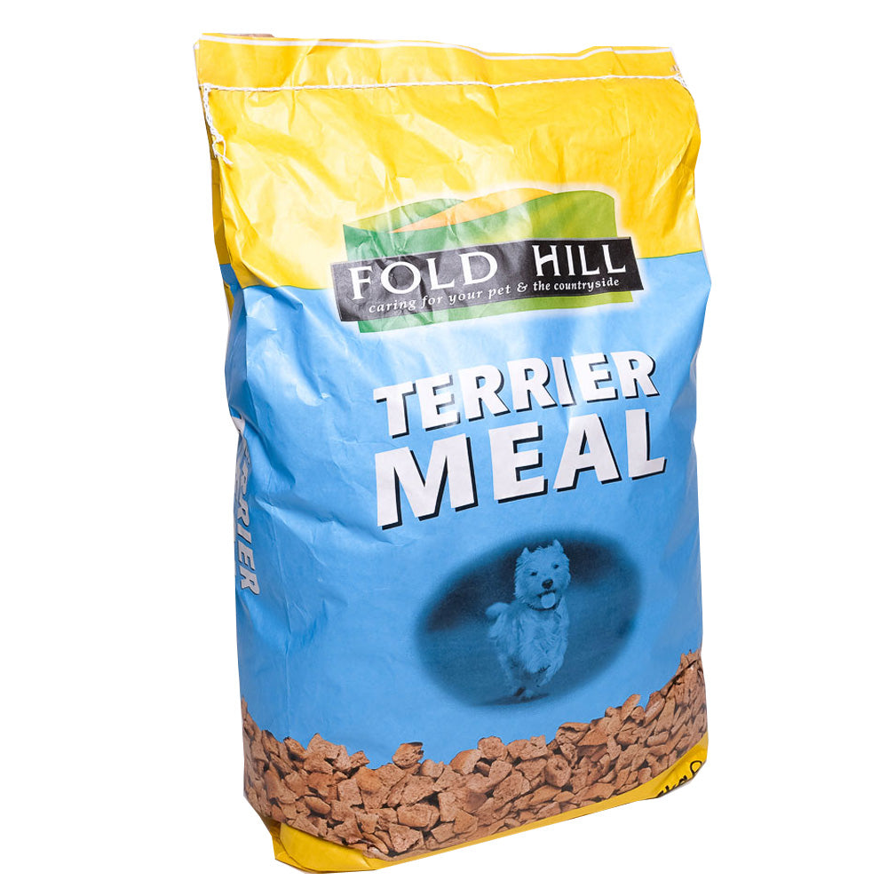 Fold Hill Plain Terrier Meal Dry Dog Food