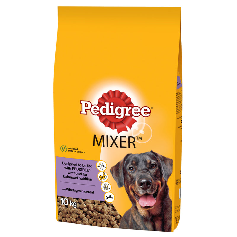 Pedigree Mixer Dry Dog Food
