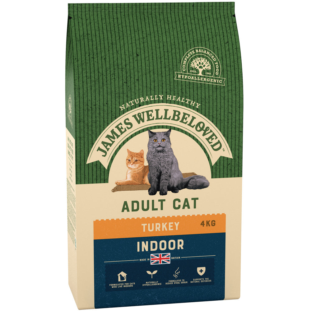 James Wellbeloved Cat Adult Indoor Dry Cat Food