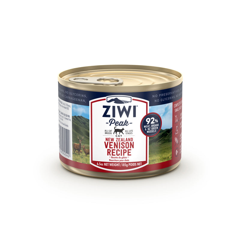 Ziwipeak Daily Cat Cuisine Tins Venison Wet Cat Food