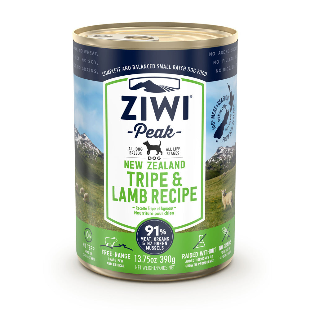 Ziwipeak Daily Dog Cuisine Tins Tripe & Lamb Wet Dog Food
