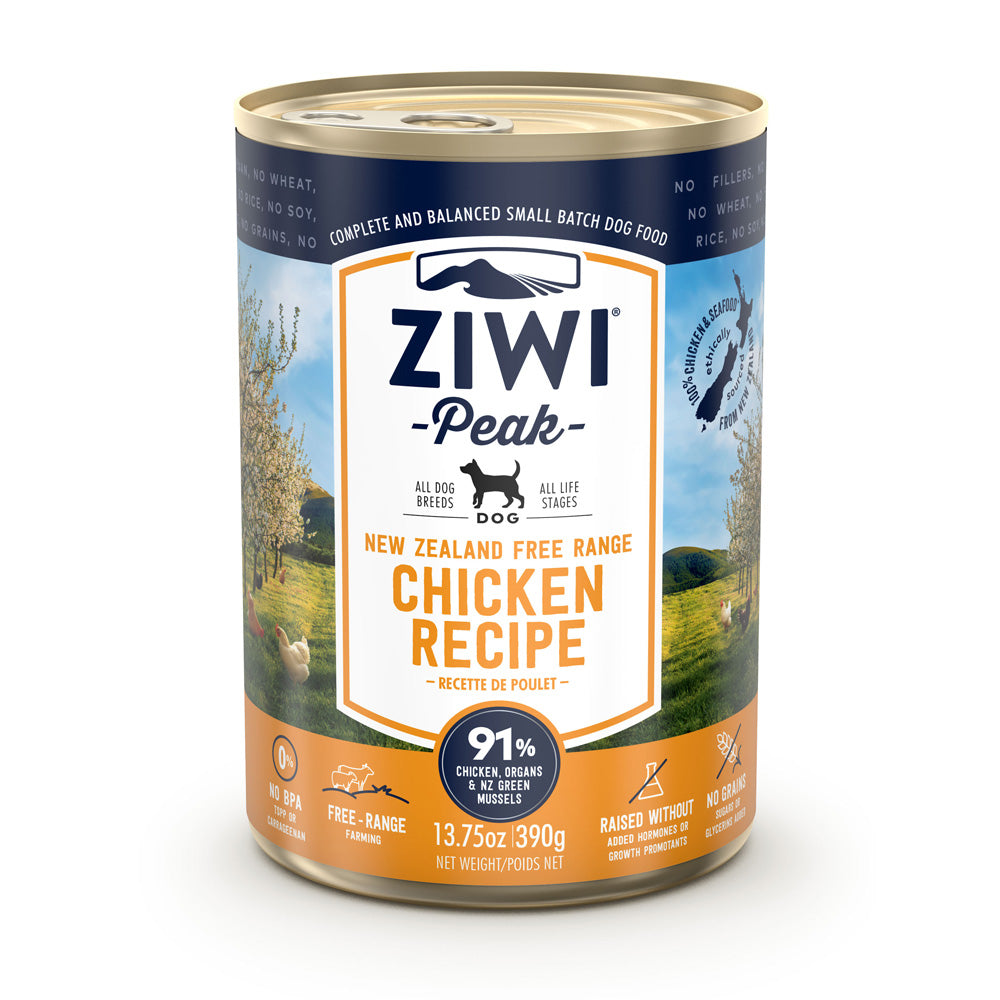 Ziwipeak Daily Dog Cuisine Tins Chicken Wet Dog Food
