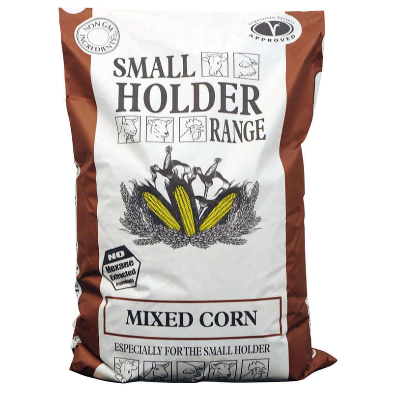 20kg Bag of Allen & Page Mixed Corn