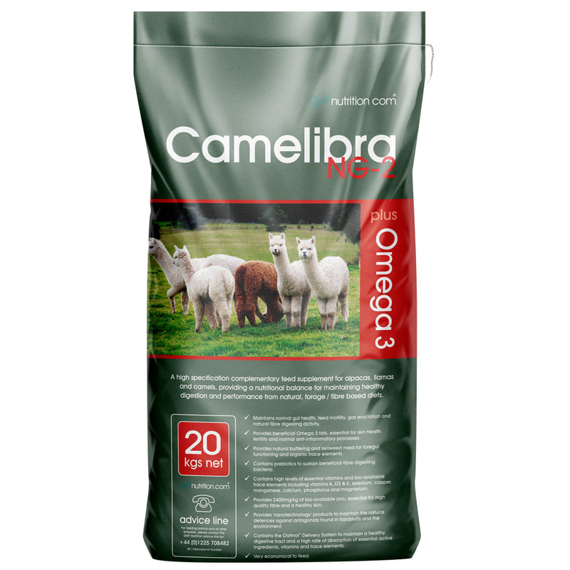 GWF Nutrition Camelibra