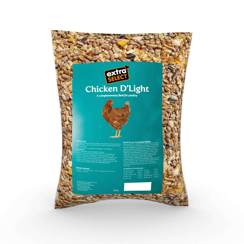 Extra Select Chicken D'Light Poultry Blend 5kg
