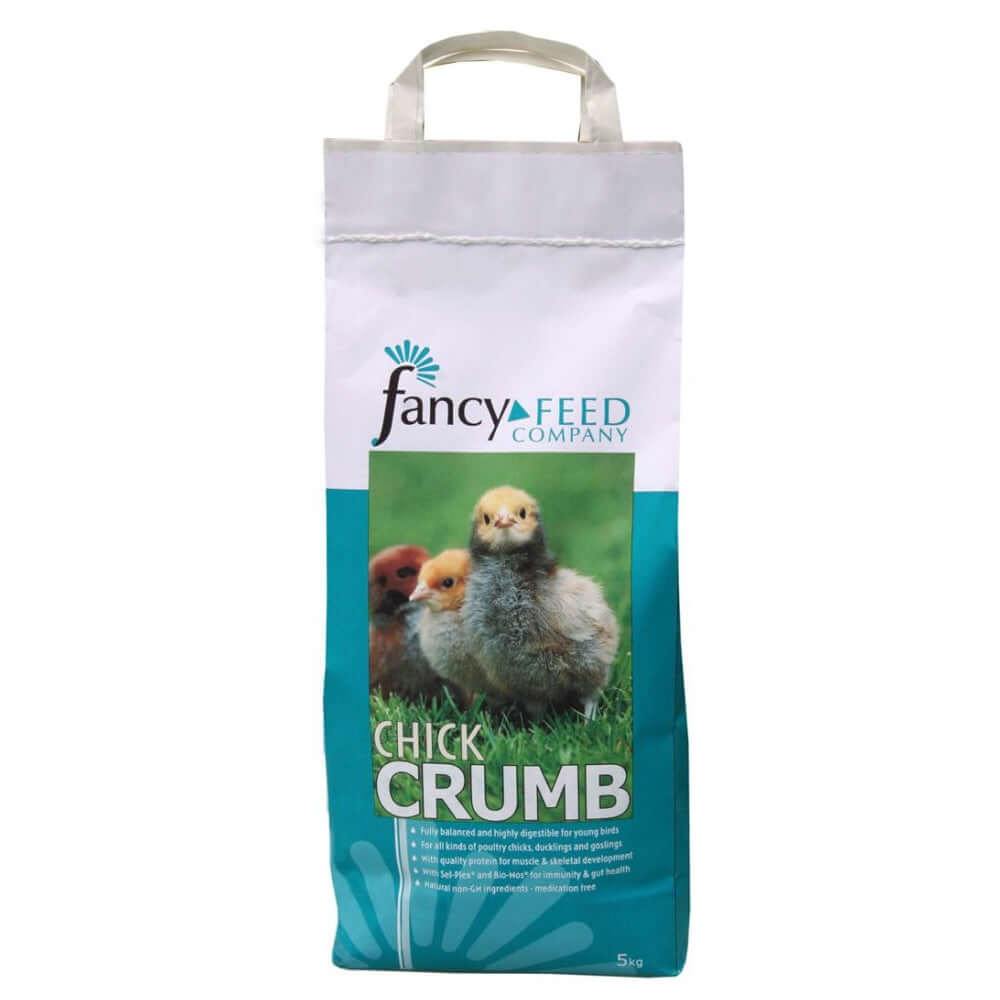5kg bag of Fancy Feed Chick Crumbs