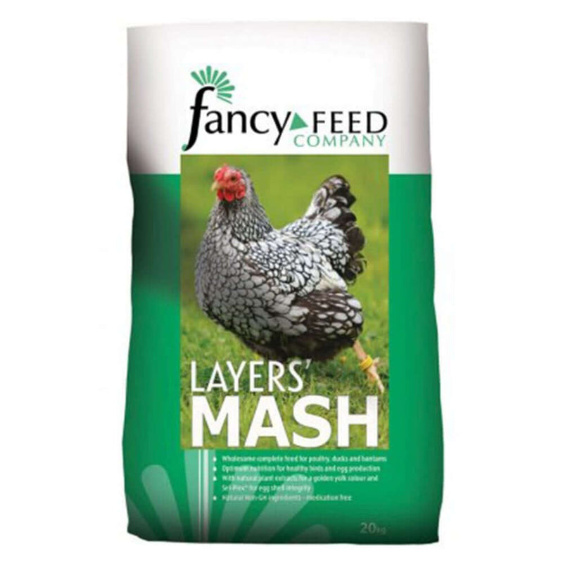 20kg bag of Fancy Feed Layers Meal