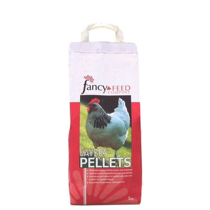 5kg bag of Fancy Feed Layers Pellets