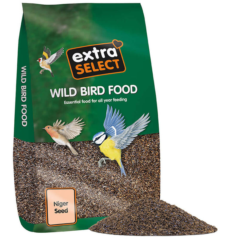 12.75kg bag of Extra Select Niger Seed
