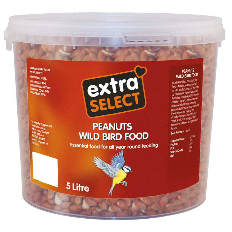Extra Select Wild Bird Food Peanuts