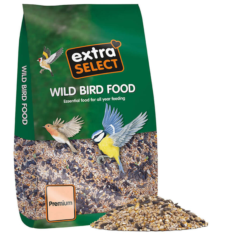 12.75kg Extra Select Premium Wild Bird Food