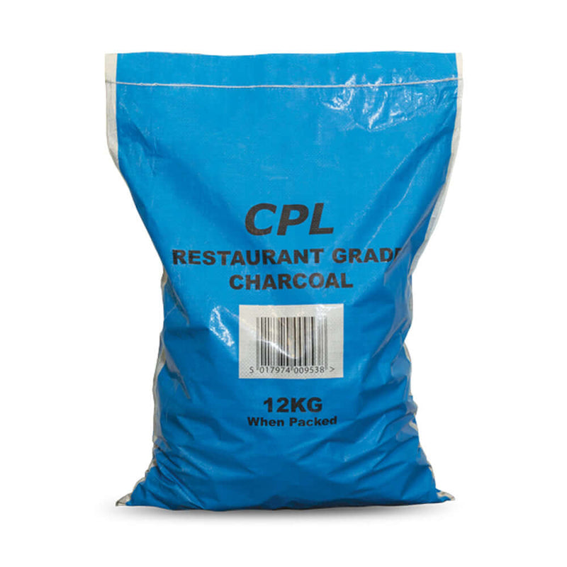 12kg bag of CPL Restaurant Grade Charcoal