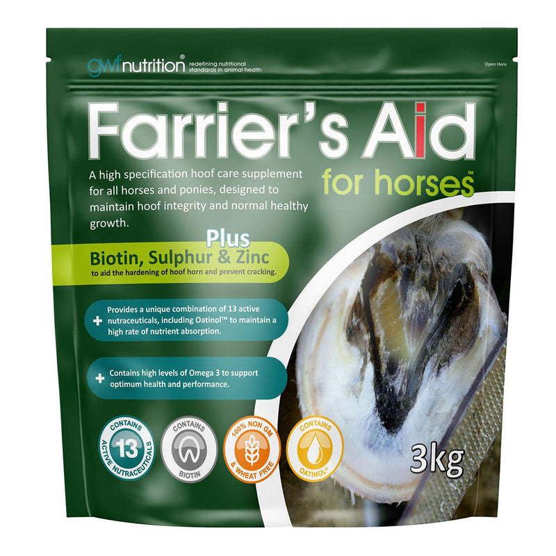 GWF Nutrition Farriers Aid For Horses Pouch