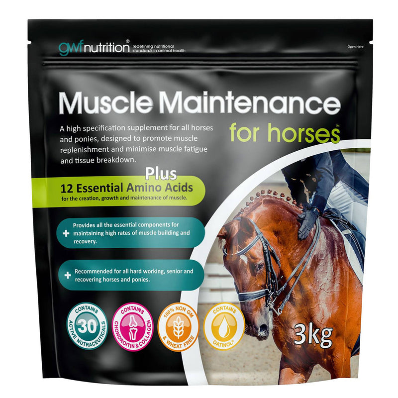 GWF Muscle Maintenance For Horses Pouch