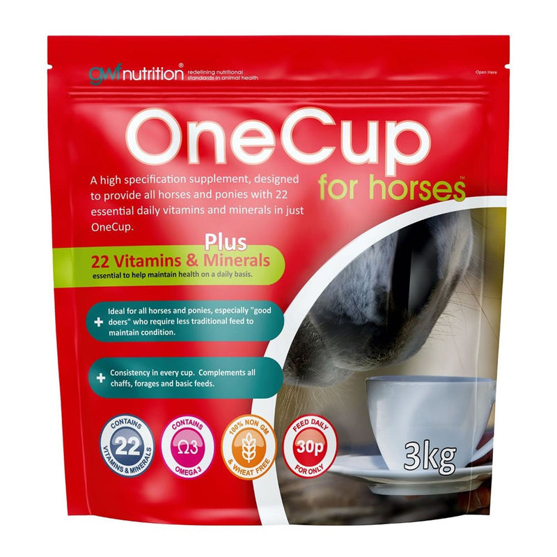 GWF One Cup For Horses Pouch