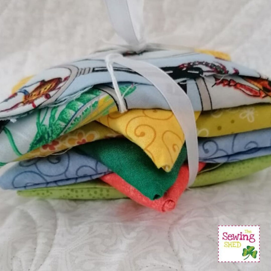 Fat Quarter Star Bundles- Bug Bundle
