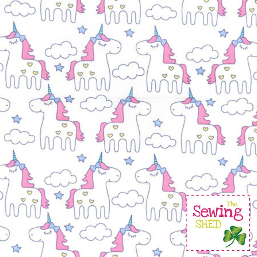 Unicorn Fabric- Baby Unicorn