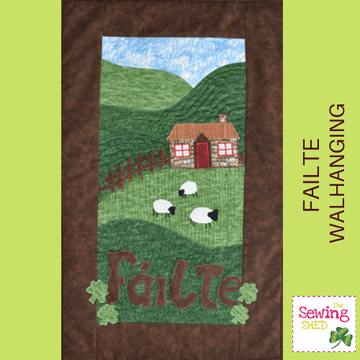 Fáilte Wall-hanging Kit