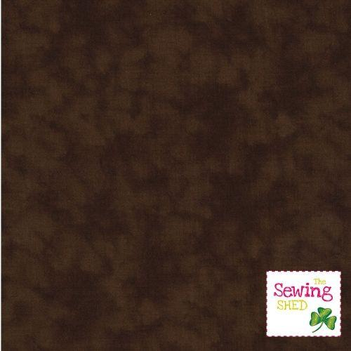 Perfect Blender Fabric 100% Cotton-Chocolate